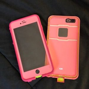 Lifeproof IPhone 6/6s plus case